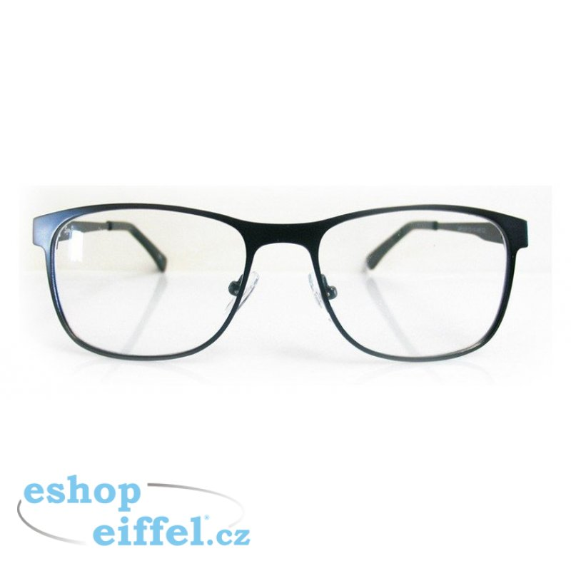 cce60807f Sean.R 1439 - unisex Retro - C3 - černá - Sean.R | eiffel optic