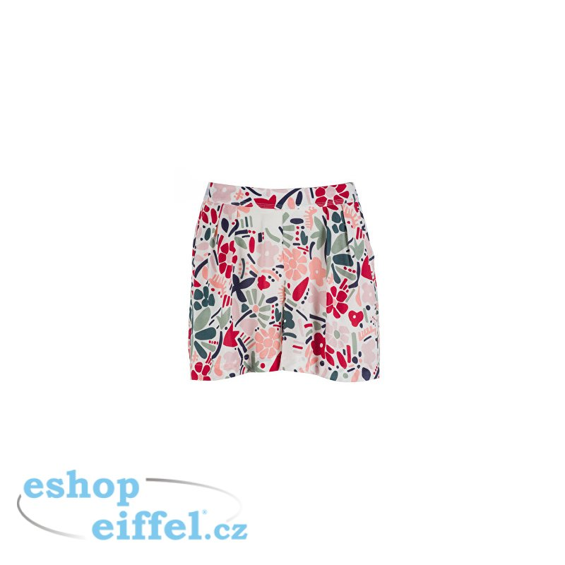 Dámské kraťasy Woven Short Abstract Flower Print UW0UW00682-614 - Tommy  Hilfiger  3badb90aee0